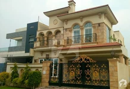 10 MARLA SPANISH DESIGN BRAND NEW BUNGALOW FOR RENT AT DHA PHASE 5