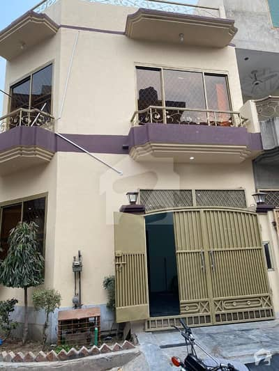 3 MARLA CORNER DOUBLE STORY HOUSE FOR SALE PECO ROAD MULTAN ROAD