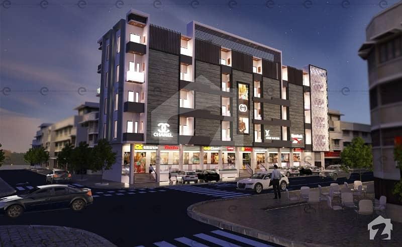 کورنگ ٹاؤن اسلام آباد میں 2 کمروں کا 3 مرلہ فلیٹ 38 لاکھ میں برائے فروخت۔