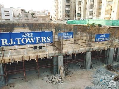 On Booking Apartment RJ Tower Gulshan-E-Iqbal 13D 2