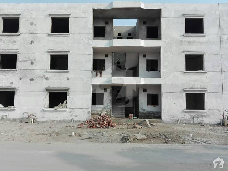 خیابان امین - بلاک پی خیابانِ امین لاہور میں 2 کمروں کا 4 مرلہ فلیٹ 22 لاکھ میں برائے فروخت۔