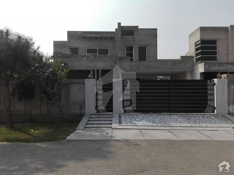 1 Kanal Double Story House Is Available For Sale In State Life Housing Society Lahore