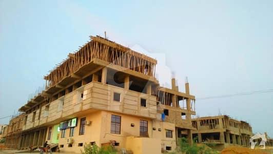 لطیف آباد حیدر آباد میں 2 کمروں کا 4 مرلہ فلیٹ 32 لاکھ میں برائے فروخت۔