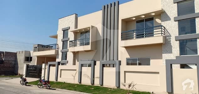 10 Marla New House For Sale, Demand 2 Crore 25 Lakh, 4 Beds, Call For Visit 0300-7199911 , Built In 2020