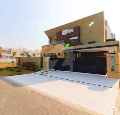 1 Kanal Brand New Mazhar Munir Design Bungalow In DHA Defence Phase 6 Outclass Location