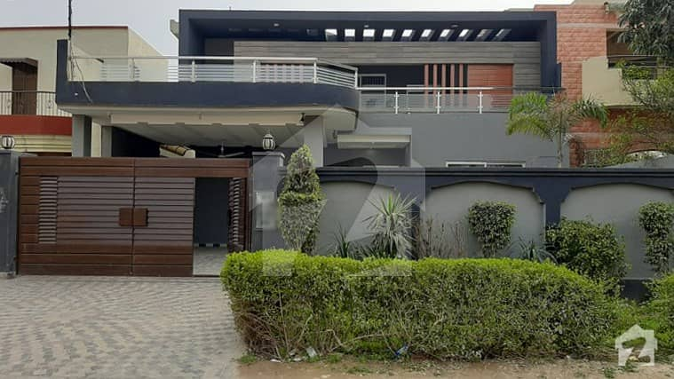 15.25 Marla House For Sale In B Block Of PIA Housing Scheme Lahore