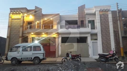 ریاض الجناح سوسائٹی بہاولپور میں 4 کمروں کا 5 مرلہ مکان 75 لاکھ میں برائے فروخت۔