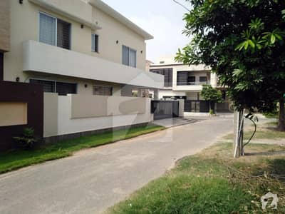 10 Marla Facing Park House For Sale In H4 Block Of Wapda Town Phase 1 Lahore