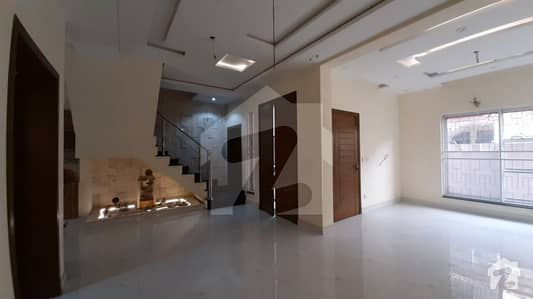 5 Marla Brand New House For Sale In Wapda Town Phase 1 Lahore