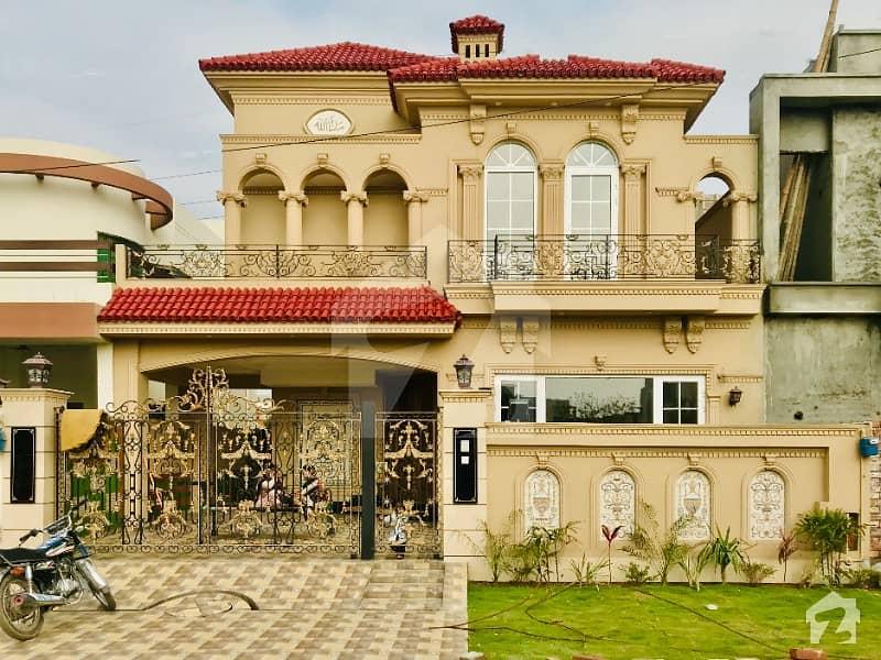 10 Marla Brand New Elegant Design Bungalow