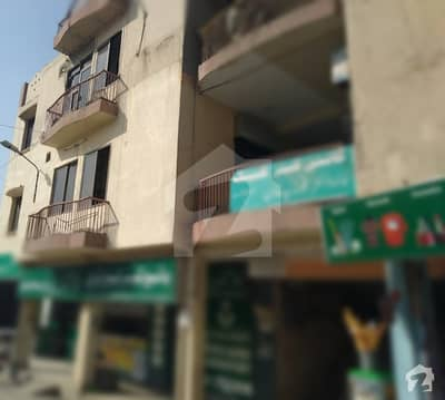 3 Bed Flat In Malak Saad Market Phase 1 For Sale