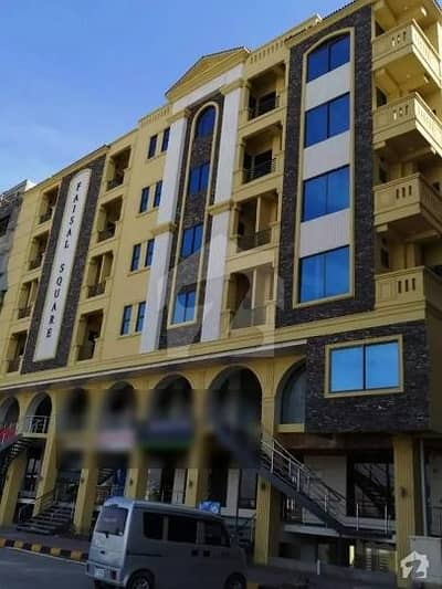 2nd Floor Office For Sale Faisal Square Tower  2nd Floor
