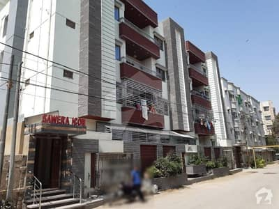 3 Bed Drawing Dining Ground Floor Apartment For Sale In Amil Colony Near Islamia College