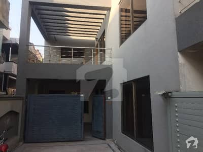 7 marla 3 bedroom ground portion Gulrraiz Housing Scheme near gate 3 for rent
