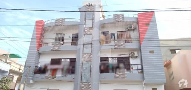 First Floor Portion Is Available For Sale In North Karachi