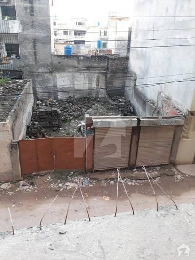 ایچ ۔ 13 اسلام آباد میں 5 مرلہ کمرشل پلاٹ 1 کروڑ میں برائے فروخت۔