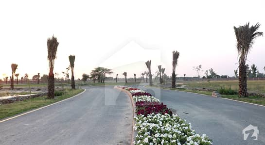 2 Kanal Farm House Land For Sale In  Lahore Greenz Luxury Farm Houses Block A Bedian Road Lahore