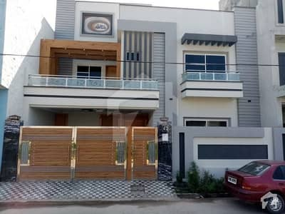 10 Marla House Is Available For Sale In Jeewan City Phase 3 Sahiwal