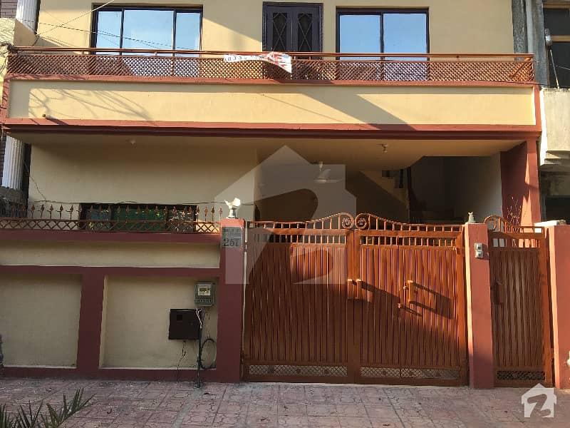 آئی ۔ 10 اسلام آباد میں 5 کمروں کا 6 مرلہ مکان 1.85 کروڑ میں برائے فروخت۔