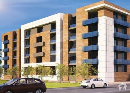 1 Bed Apartment For Sale In Tulip Apartments Chattar Islamabad