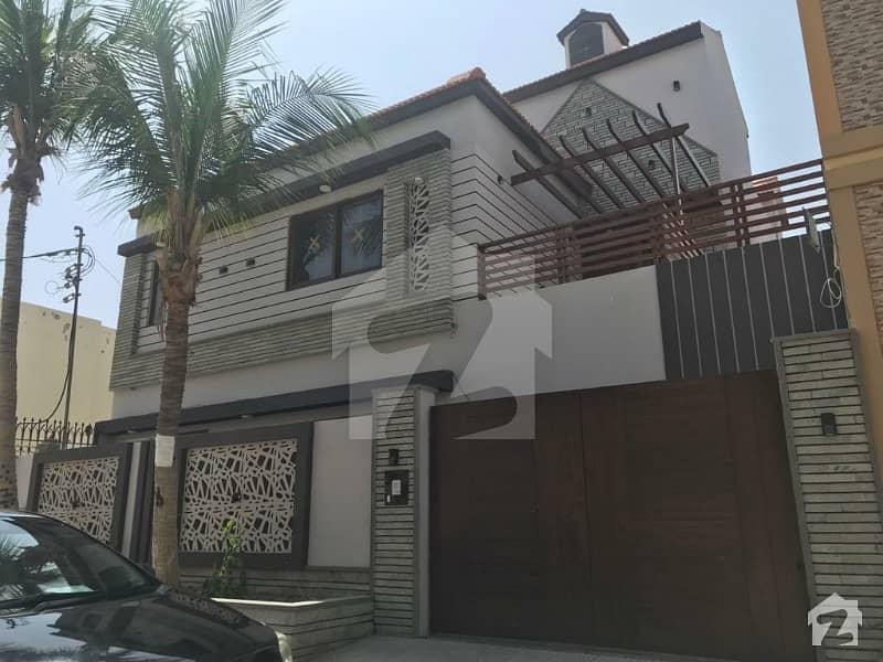 ڈی ایچ اے فیز 7 ڈی ایچ اے کراچی میں 5 کمروں کا 8 مرلہ مکان 5.8 کروڑ میں برائے فروخت۔