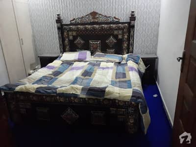 2.5 Marla Ground Floor Furnished Flat At Attractive Location Is Up For Sale