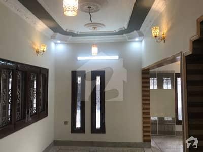 Well Maintained 240 Sq. Yard Double Storey House Gulshan E Iqbal Karachi
