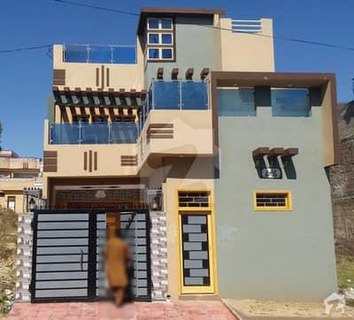 کانجو ٹاؤن شپ سوات میں 4 کمروں کا 5 مرلہ مکان 95 لاکھ میں برائے فروخت۔