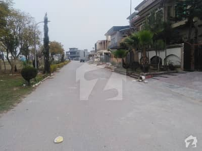 میڈیا ٹاؤن راولپنڈی میں 10 مرلہ رہائشی پلاٹ 1.62 کروڑ میں برائے فروخت۔