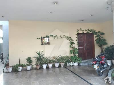 1 Kanal House For Sale In D Block PIA Housing Society