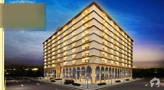 Apartment Is Available For Sale In M2 Mall  Residencia Islamabad