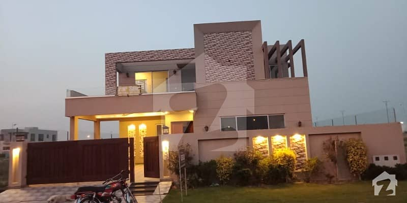 Fully Basement 1 Kanal Brand New House For Sale Low Price Solid Bungalow