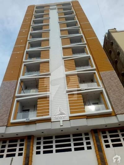 Pyramid Residency Flat Is Available For Sale