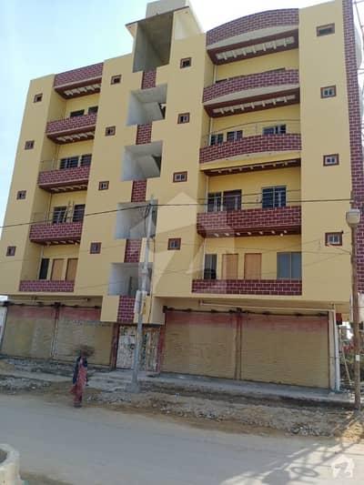 احسن آباد گداپ ٹاؤن کراچی میں 2 کمروں کا 5 مرلہ فلیٹ 60 لاکھ میں برائے فروخت۔