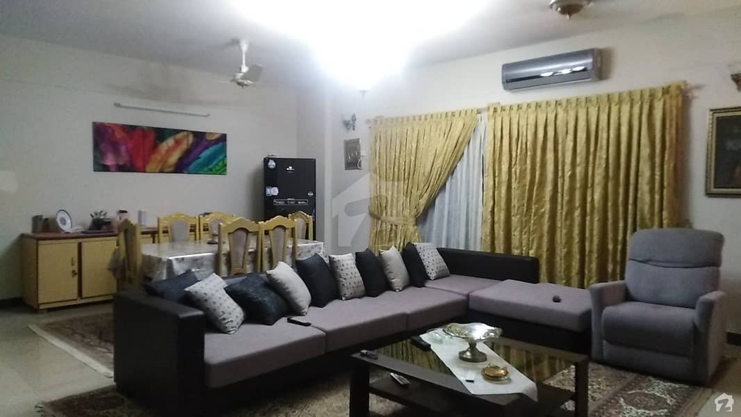 Brand New 3rd Floor Flat Is Available For Sale In G + 7 Building