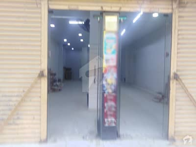Commercial Shop Near To Hydri Market