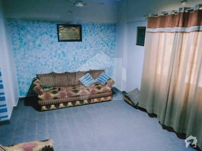 Creasent Arcade Flat For Sale At North Karachi