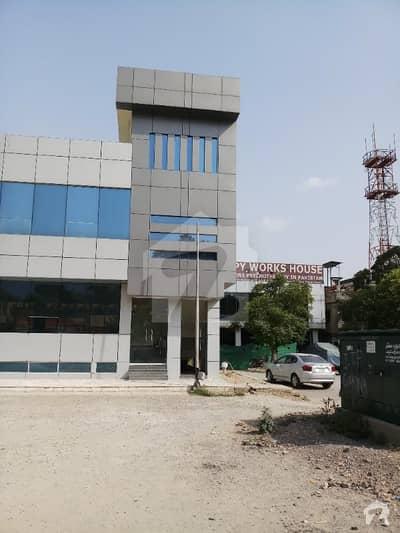ایف ۔ 6 اسلام آباد میں 1.17 کنال عمارت 26.5 کروڑ میں برائے فروخت۔