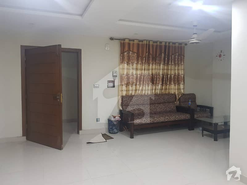3rd Floor Furnished Flat Is Available For Sale