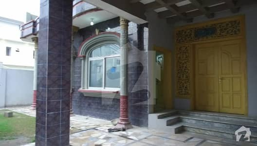 1 Kanal Single Story With Basement House Is Available For Sale In B-17 B Block Islamabad