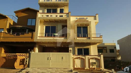 Brand New Corner Double Unit House Is Available For Sale In G132 Islamabad