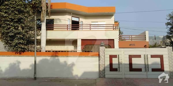 A Well-built House Is Available For Sale