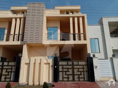 5.5 Marla House Is Available For Sale In Khayaban-e-Green Satiana Road Faisalabad