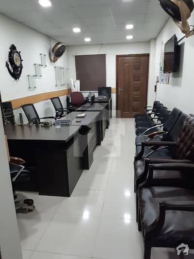 Office Is Available For Sale In F-10 Markaz Islamabad