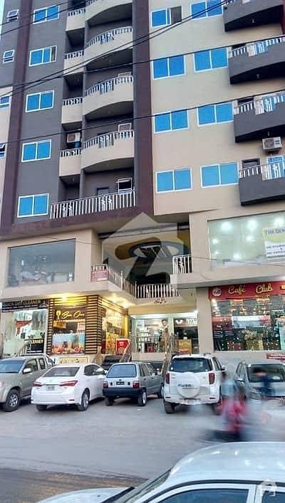 گلبرگ پشاور میں 3 کمروں کا 7 مرلہ فلیٹ 90 لاکھ میں برائے فروخت۔
