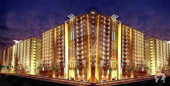 لائف سٹائل ریزیڈینسی جی ۔ 13/1 جی ۔ 13 اسلام آباد میں 2 کمروں کا 5 مرلہ فلیٹ 47 لاکھ میں برائے فروخت۔