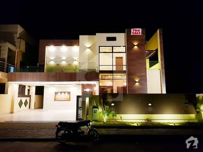 Park Facing 1 Kanal Awesome House For Sale In Bahria Town