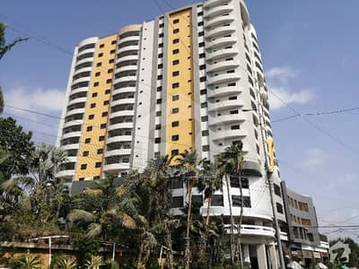 Rimco Tower Opposite Habit Showroom 1900 Sq Feet Flat Is Up For Sale On Shahra E Faisal