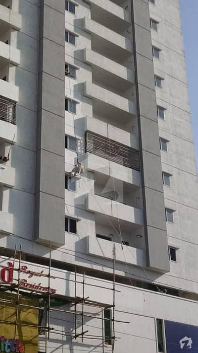 طارق روڈ کراچی میں 2 کمروں کا 5 مرلہ فلیٹ 1.5 کروڑ میں برائے فروخت۔