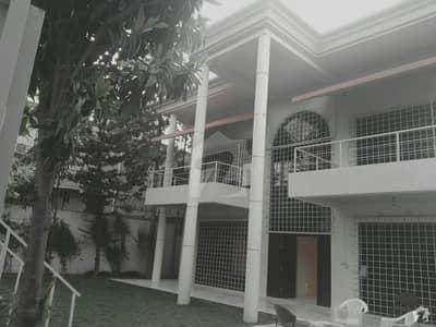 ای ۔ 7 اسلام آباد میں 1.6 کنال مکان 22 کروڑ میں برائے فروخت۔